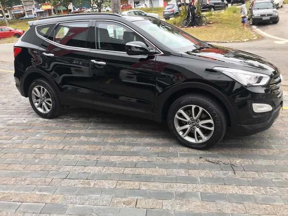 Hyundai Santa Fe 2014 3.3 5l 4wd Aut. 5p - Ñ Ix35 Renegage
