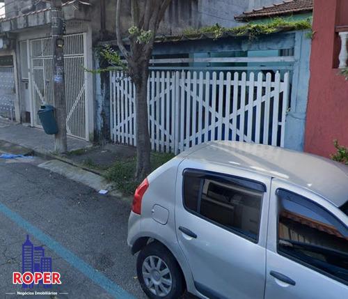 Imagem 1 de 14 de Casa Com Excelente Terreno De 6,5 X 30 M² À Venda Próximo Do Metrô Penha. - Ca00231 - 68984571