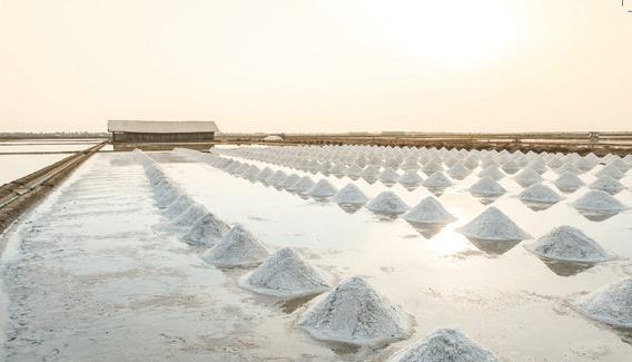 Sal De Mossoró Natural - 100% Integral (01 Kg)