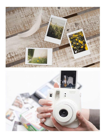 Câmera Instantânea **mini 7s White. Fujifilm