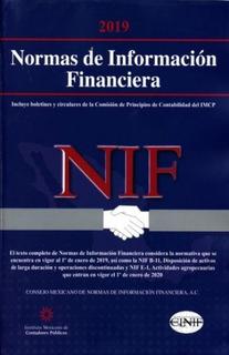 Normas De Información Financiera 2019 - Profesional - Nif