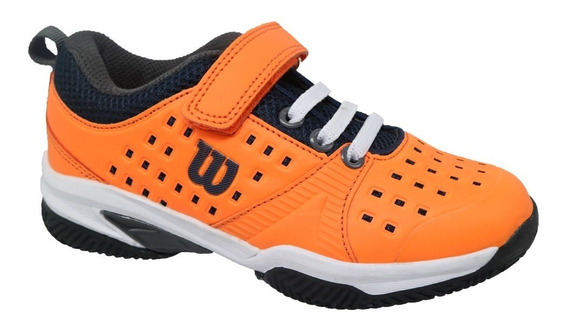 Zapatillas Tenis Wilson - Set Kids - Niños