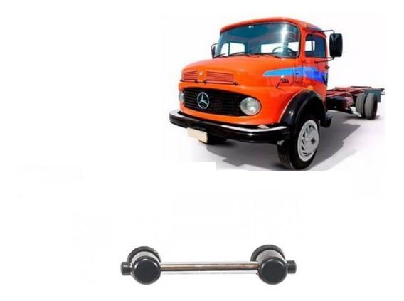 Puxador Capo Caminhão Mb 1113 1518 2013 Cromado Pequeno Bepo