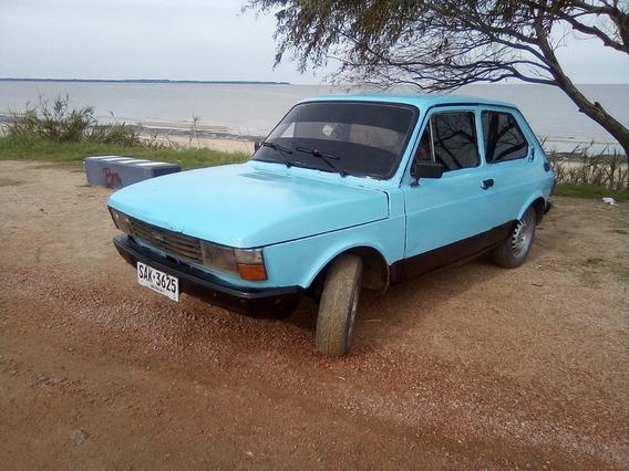 50 Mil Pesos Fiat 147 Casi Al Dia Andando Impecable