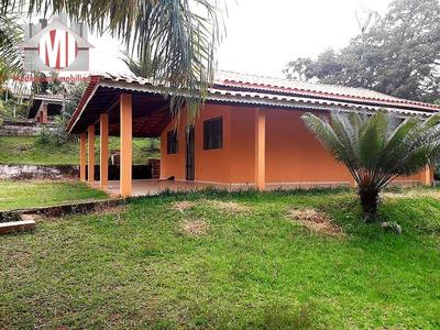 Chácara Com 2 Dormitórios À Venda, 600 M² Por R$ 180.000 - Zona Rural - Pinhalzinho/sp - Ch0364