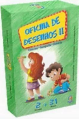 Oficina De Desenhos - Editora Fapi