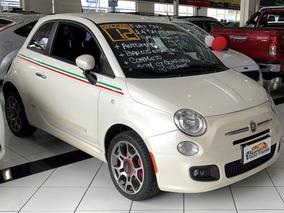 Fiat 500 1.4 Sport Air 16v Gasolina 2p Automático