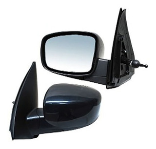 08=/>11 Espejo cristal retrovisor Hyundai i10 Derecho Copiloto
