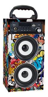 Parlante Portatil Bluetooth Karaoke Fm Usb Sd Kolke Kpm-275