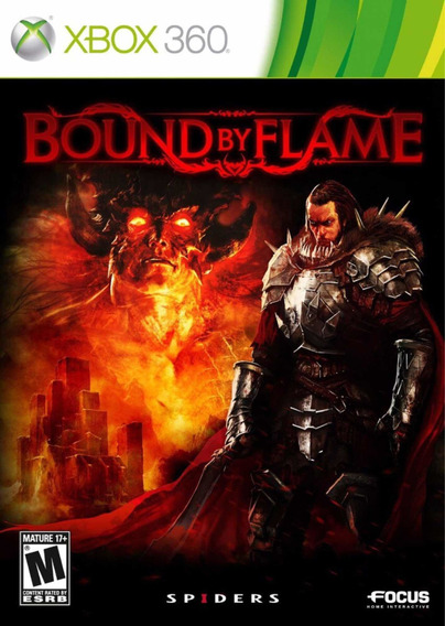 Bound By Flame Xbox 360 Novo Lacrado Alemão Games