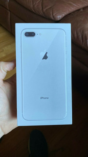 Nuevo Desbloqueado Apple iPhone 8+ Plus - 256gb-plata