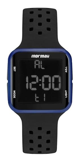 Relógio Mormaii Ref: Mo6600ab/8a Digital Wave Azul