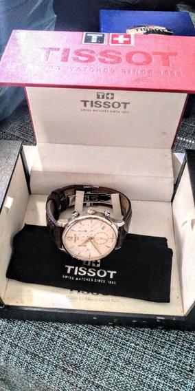 Tissot Tradition Relógio Suíço Cronógrafo De Pulso Lindo