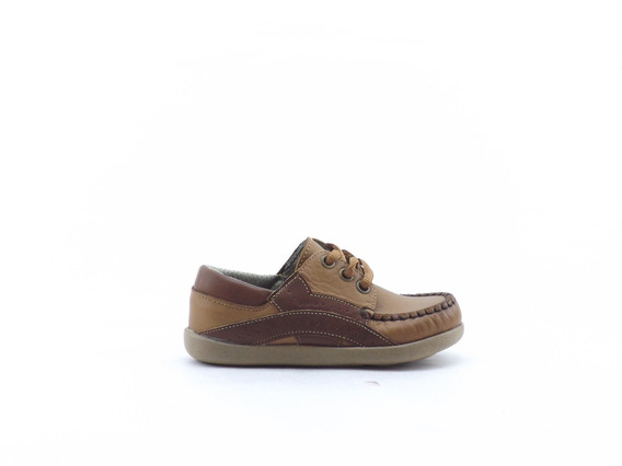 Zapato Acordonado Nautico Importado Bibi Nuevos Comodos 2002
