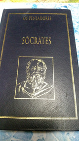 Livro Sócrates Série Os Pensadores