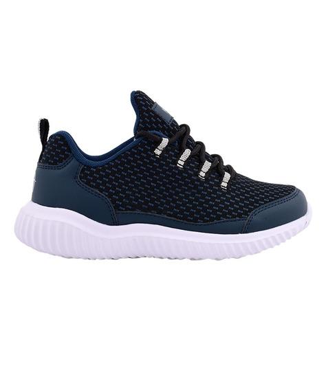 Zapatillas Con Suela Ultra Liviana Azul - Tienda Footy