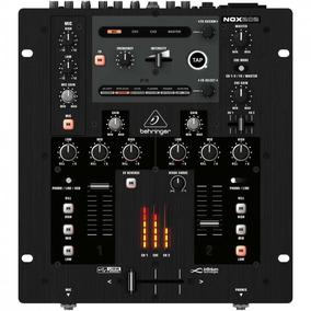 Mixer Para Dj Nox202 Bivolt Behringer