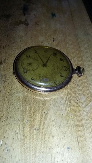 Relógio De Bolso Leivis Antigo Para Reparo
