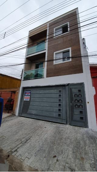 Casa Condomínio 2 Dormitórios Com 1 Vaga Garagem