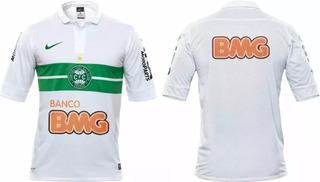 Camisa Do Coritiba Nova Feminina 100% Original Nike - 88