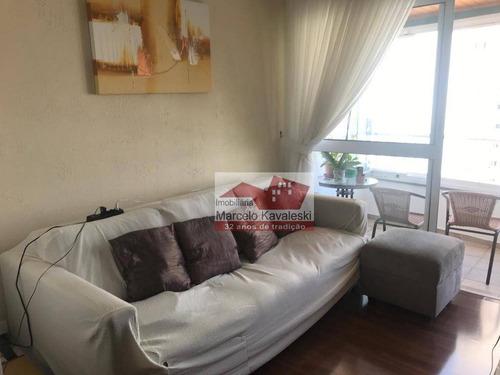 Apartamento À Venda, 70 M² Por R$ 720.000,00 - Ipiranga - São Paulo/sp - Ap12554