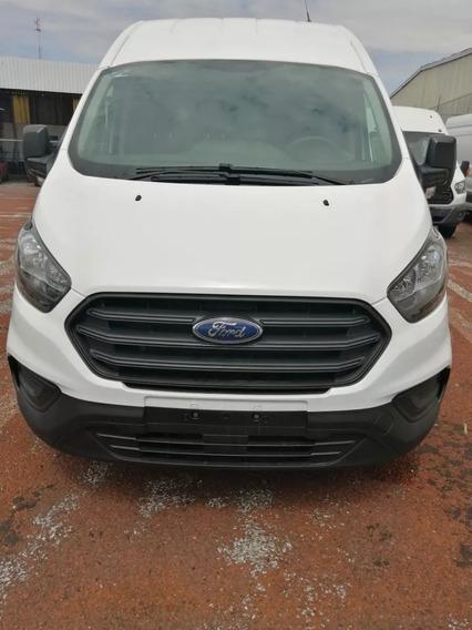 Ford Transit Custom Van Larga 2020