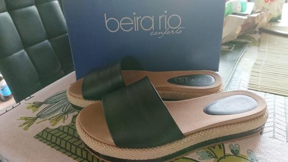 Sandalias Confort Beira Rio 38
