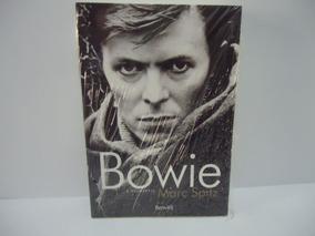 Livro David Bowie A Biografia Marc Spitz (novo/lacrado)