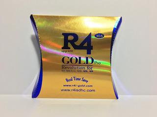 R4 Gold Pro 2019 Original Oferta Flashcart