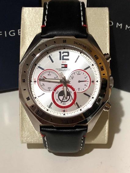 Reloj Cronógrafo Para Caballero Tommy Hilfiger Nuevo