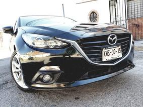 Mazda Mazda 3 2.5 S Sport Mt 2016