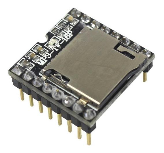 Modulo Mp3 Player Mini P/ Arduino