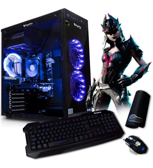 Pc Gamer Gigapro I5 8400 H310 1tb 8gb Gtx1050/2gb Wpkm An1 U