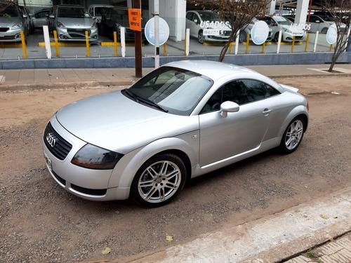Audi Tt 1.8t 180cv Impecable