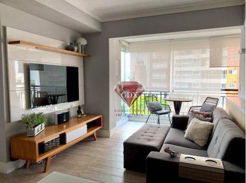 Imagem 1 de 30 de Apartamento A Venda No Helbor Campo Belo - Ap15841