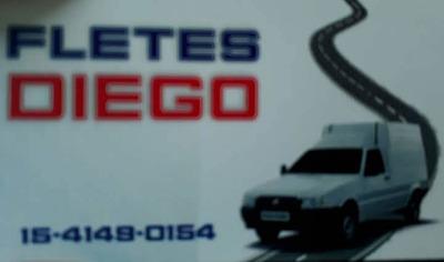 Mini Fletes 400 La Hora