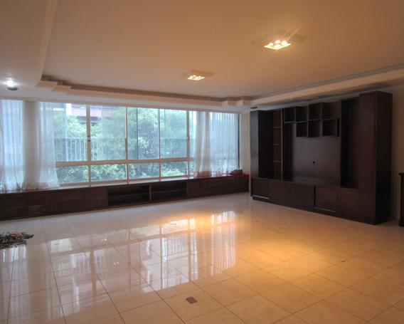 Apartamento De Altíssimo Padrão, Com 285 M², Em Rua Super Tranquila Do Posto 6, Na Parte Mais Nobre E Valorizada De Copacabana ! - Ap00957 - 33580942