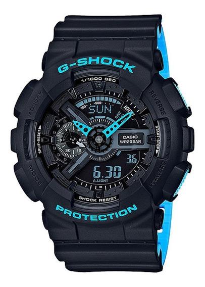 Casio G Shock Ga-110ln-1acr Reloj Caballero, Por Kronocity