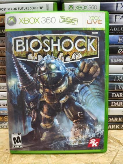 Jogo Bioshock Xbox 360, Mídia Fisica