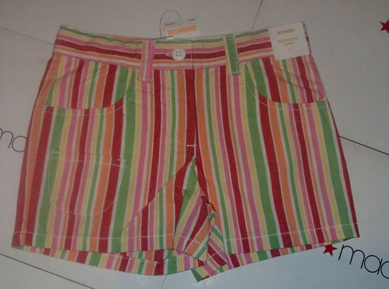 Short Y Bermudas Gymboree Usa