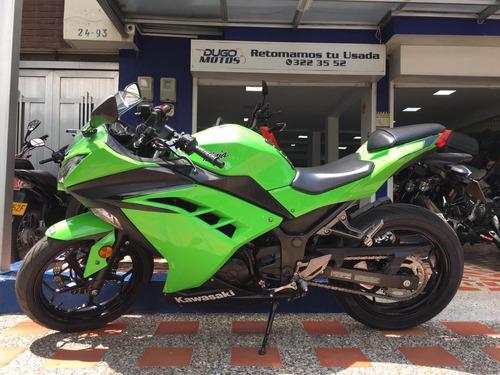 Kawasaki Ninja 300 2014 ¡soat Nuevo! Recibimos Tu Usada