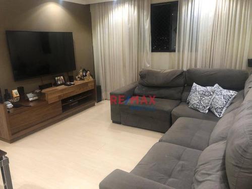 Imagem 1 de 15 de Apartamento Com 2 Dormitórios Para Alugar, 65 M² Por R$ 1.800,00/mês - Macedo - Guarulhos/sp - Ap0501