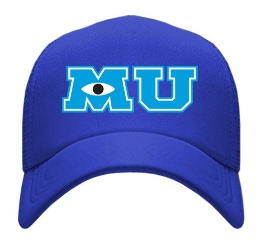 Gorra Para Niño Trucker Monsters University Envío Gratis!