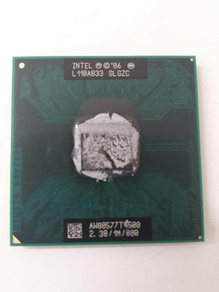 Processador Intel Pentium Notebook T4500 2.3mhz
