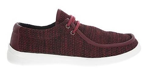 Zapatillas Zapatos Americanino Nuevos Mod Wally Bordo N 39