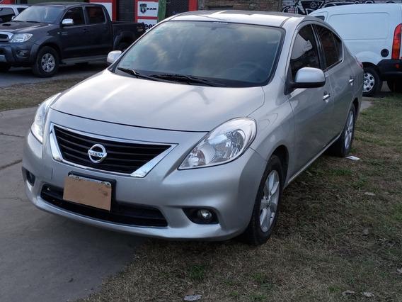 Nissan Versa 1.6 Advance Mt 2014 Pure Drive
