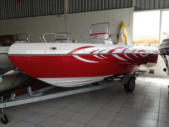 Lancha Fly Fish 210 Mercury 115hp 4t + Montagem Bás. 0km