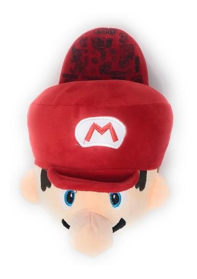 Pantuflas De Mario Bros Y Luigi