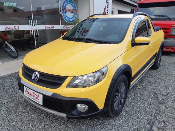 Volkswagen Saveiro Cross Ce 1.6 16v Total Flex Mec.
