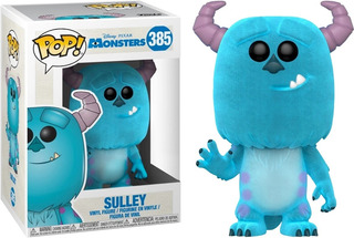Funko Pop Sulley 385 Monsters Inc Distribuidora Lv